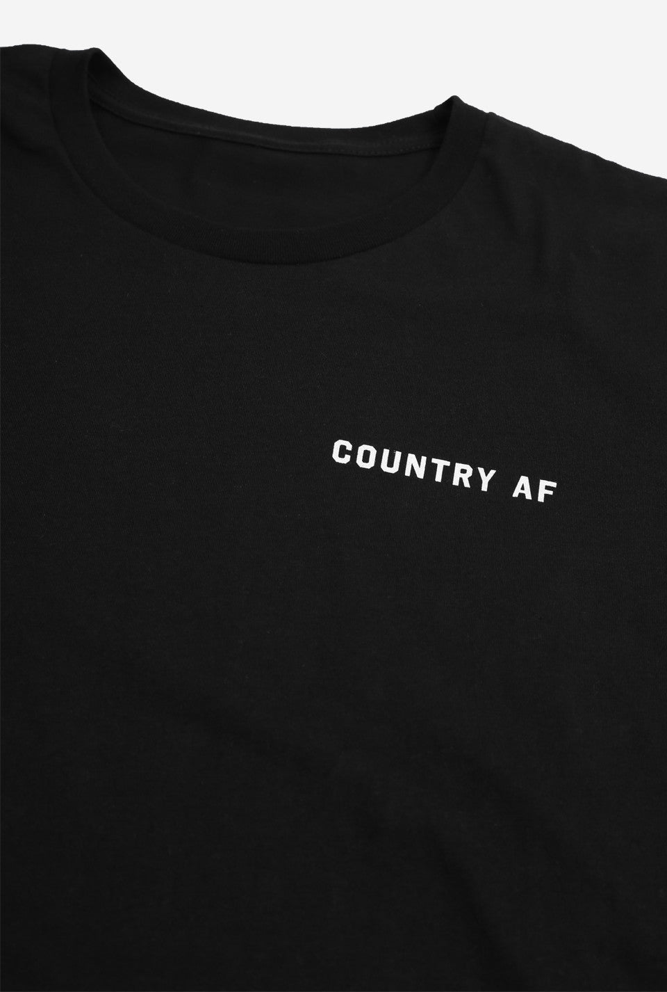Country AF T-Shirt - Black