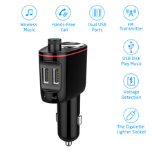 3 in 1 Car Adapter