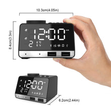 Multi-function Alarm Clock