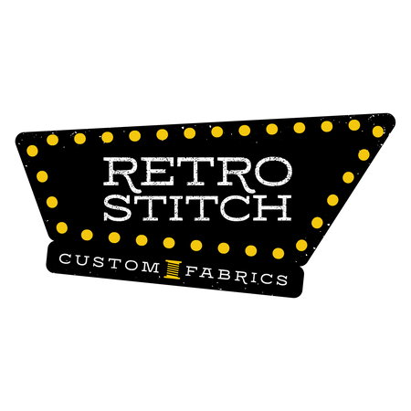 Retro Stitch Custom Fabrics