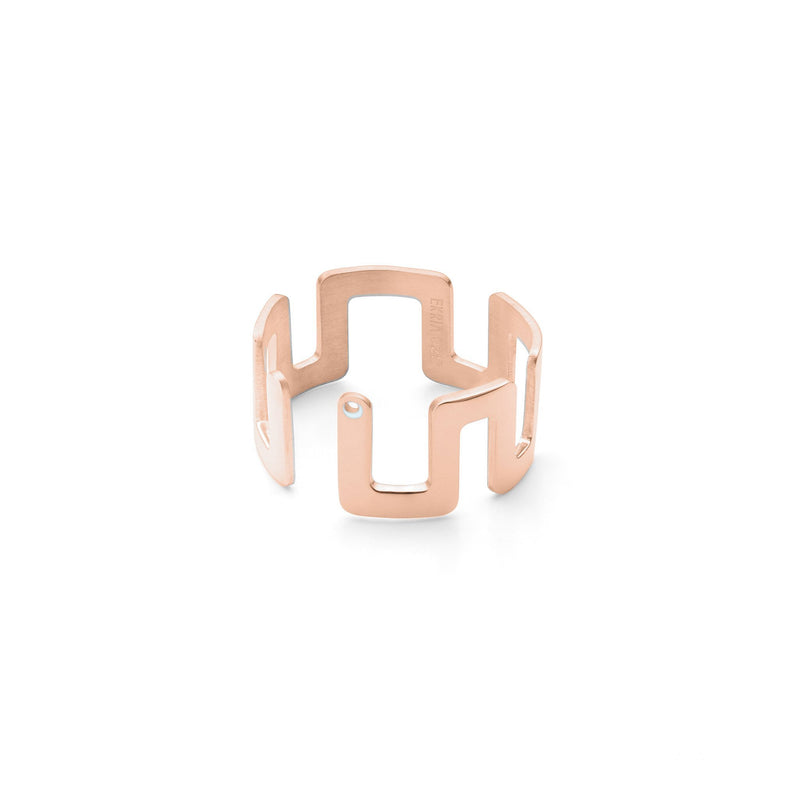 Large Square Stackable Ring