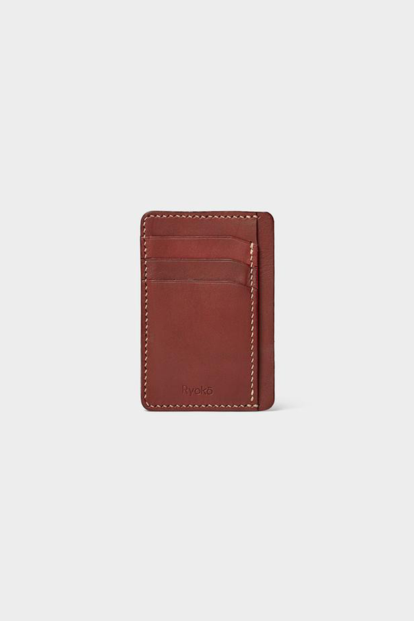 JAVA Wallet - Wine & Black