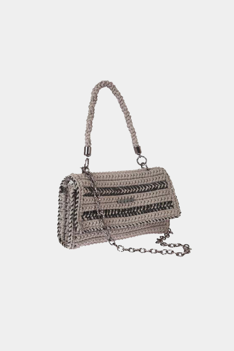 Chi Chi Large Raffia Bag