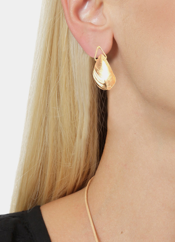 Mussel Earrings