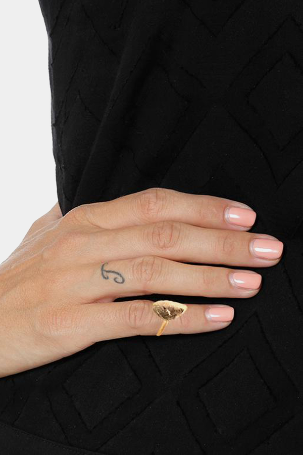 Mussel Pinky Ring