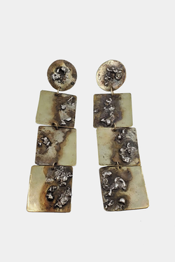 Walk on the Moon Earrings