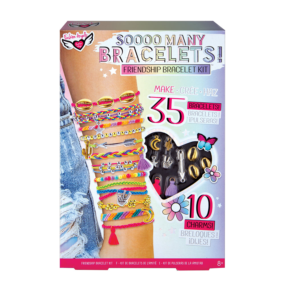 Soo Many Bracelets Friendship Bracelet Kit