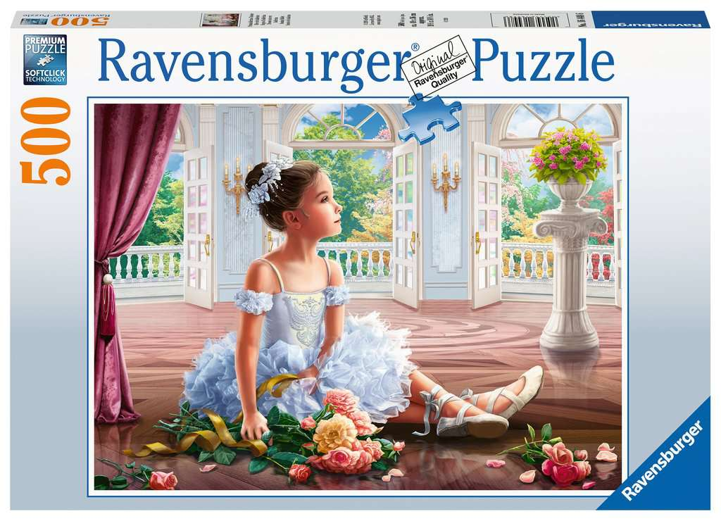 Sunday Ballet 500 Piece Jigsaw Puzzle