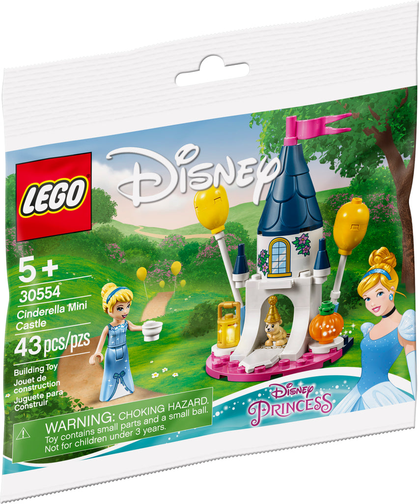 LEGO 30554 Cinderella Mini Castle