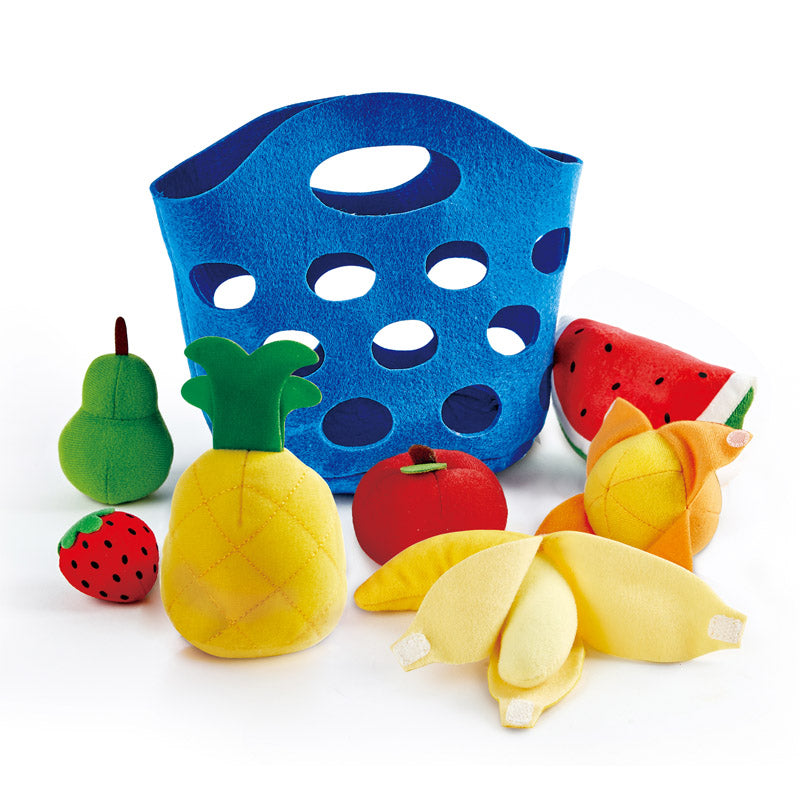 Hape E3169 Toddler Fruit Basket