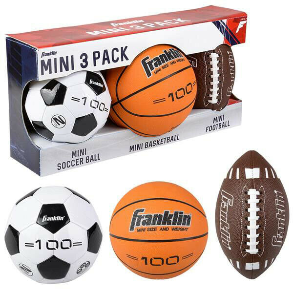 Mini 3 Sport Ball Set