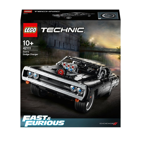 LEGO Technics 42111 Dom's Dodge Charger