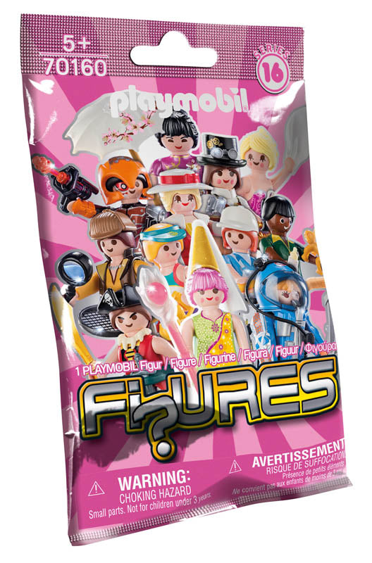 Playmobil Series 16 Figures Girl