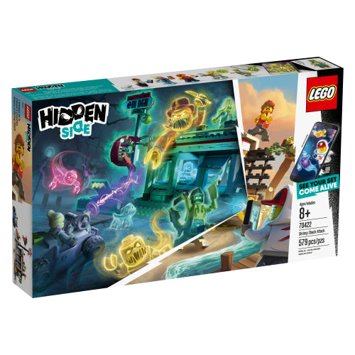LEGO Hidden Side 70422 Shrimp Shack Attack