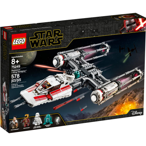 LEGO 75249 Resistance Y Wing Fighter