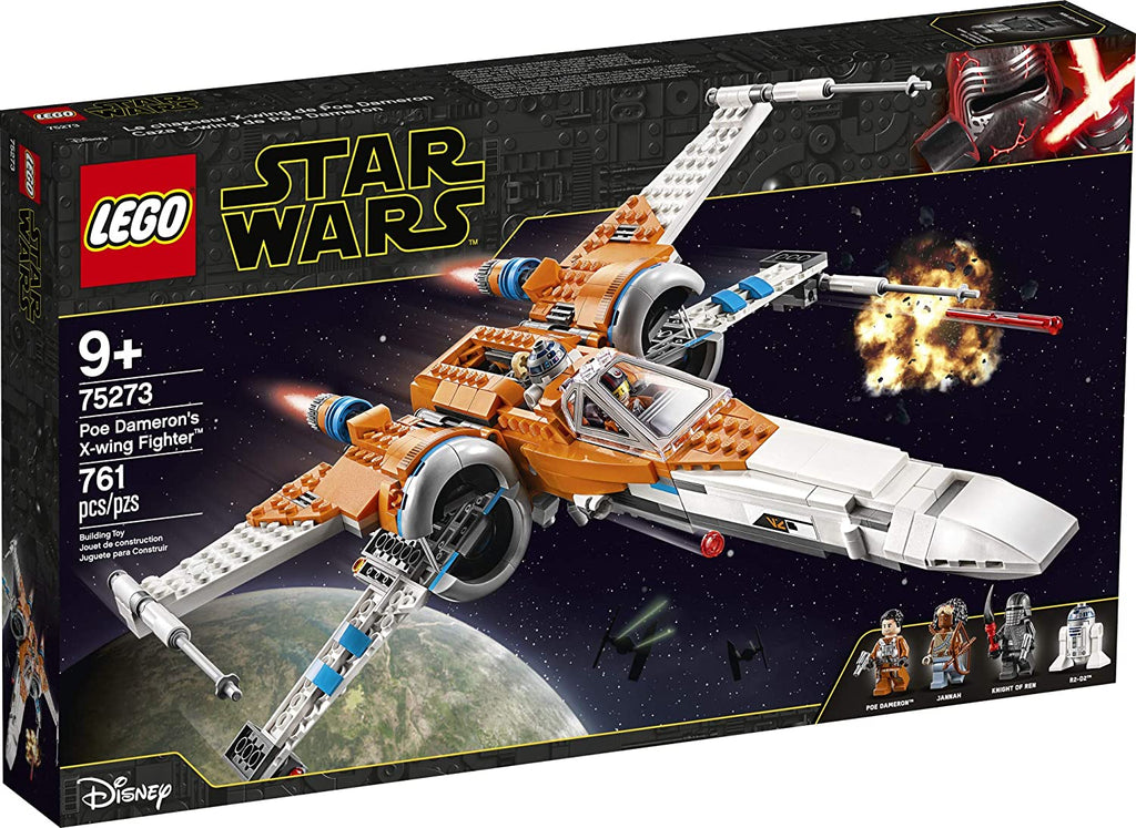 LEGO Star Wars 75273 Poe Dameron's X Wing Fighter