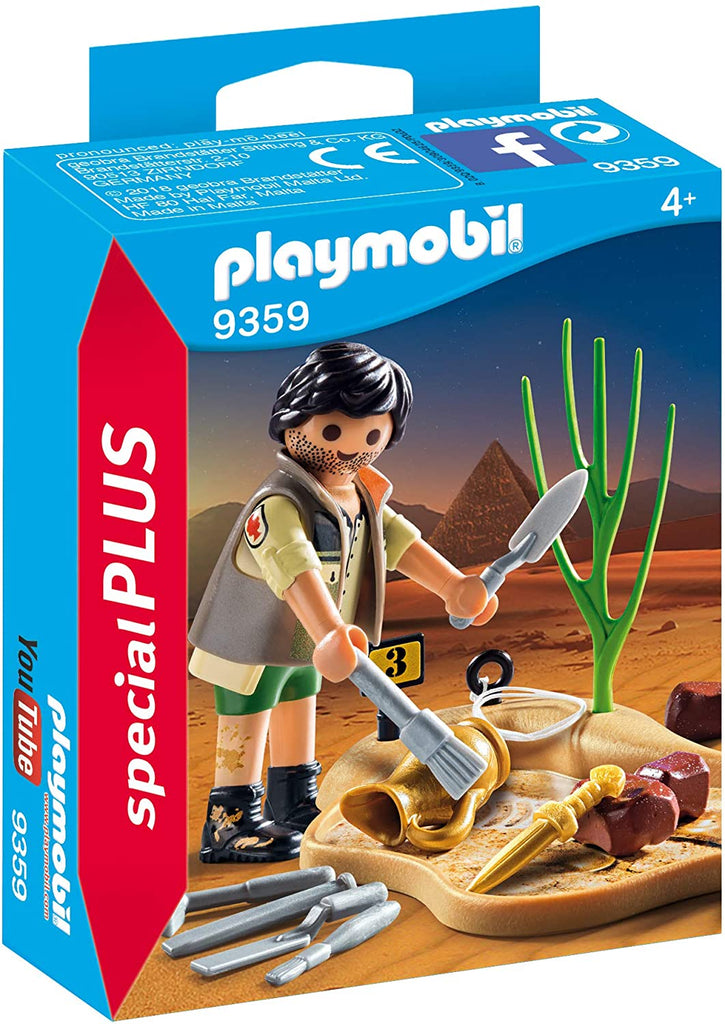 Playmobil 9359 Archeologist