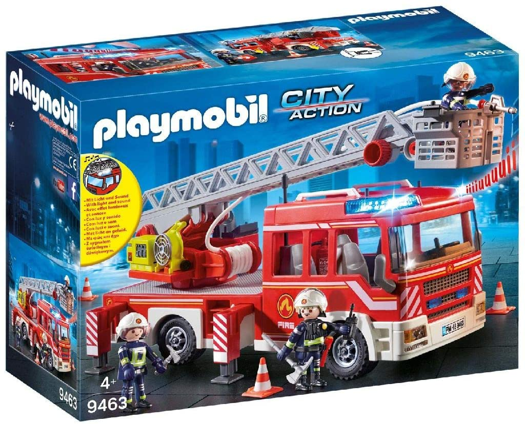 Playmobil 9463 Fire Ladder Unit