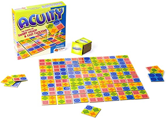 Acuity Matching Game