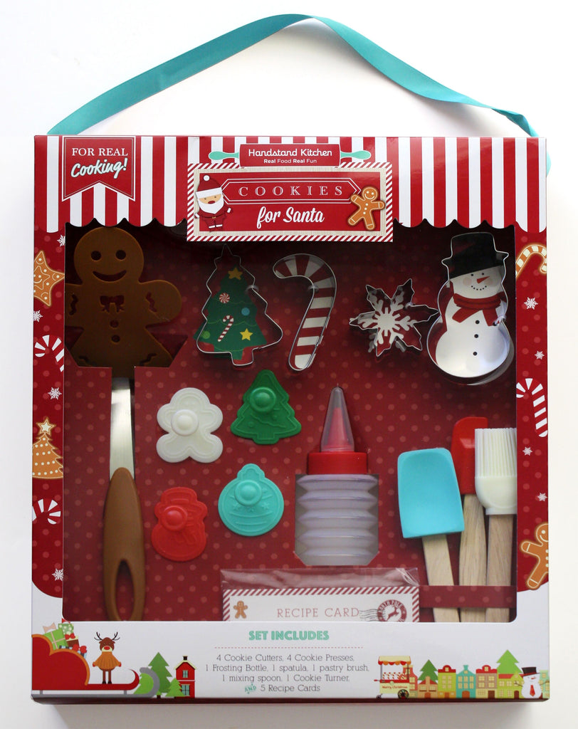 Cookies for Santa Baking Set