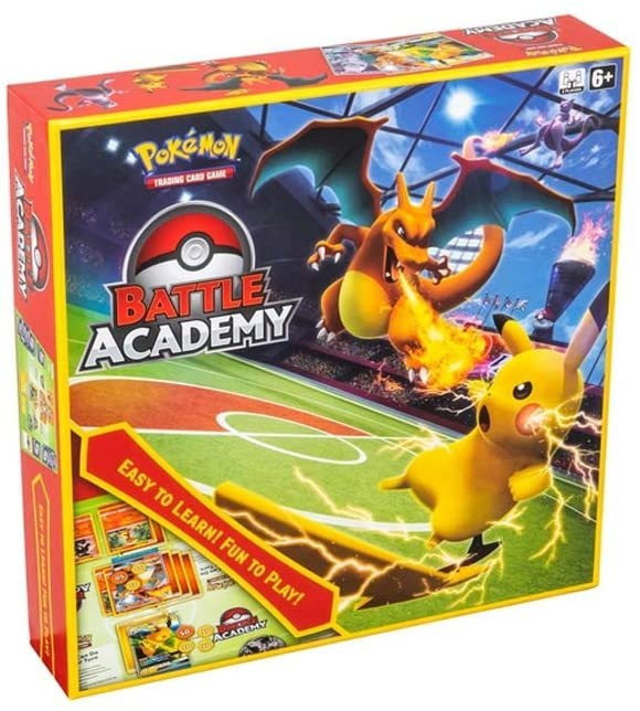 Pokemon Battle Academy Learn to Play Set