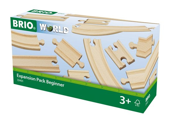 Brio Beginner Track Expansion Pack