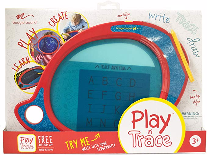 Boogie Board Play and Trace LCD eWriter