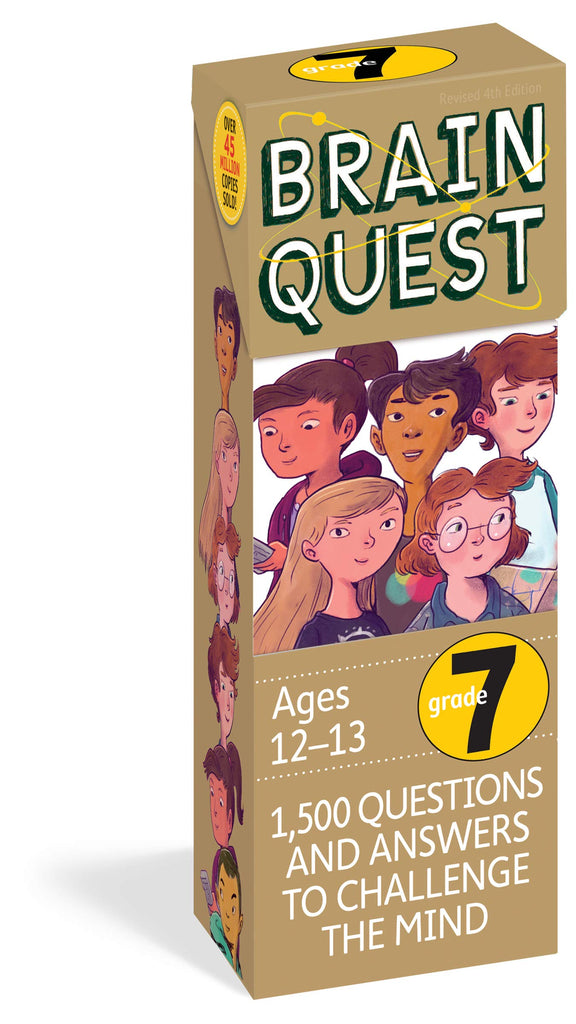 Brain Quest For Grade 7