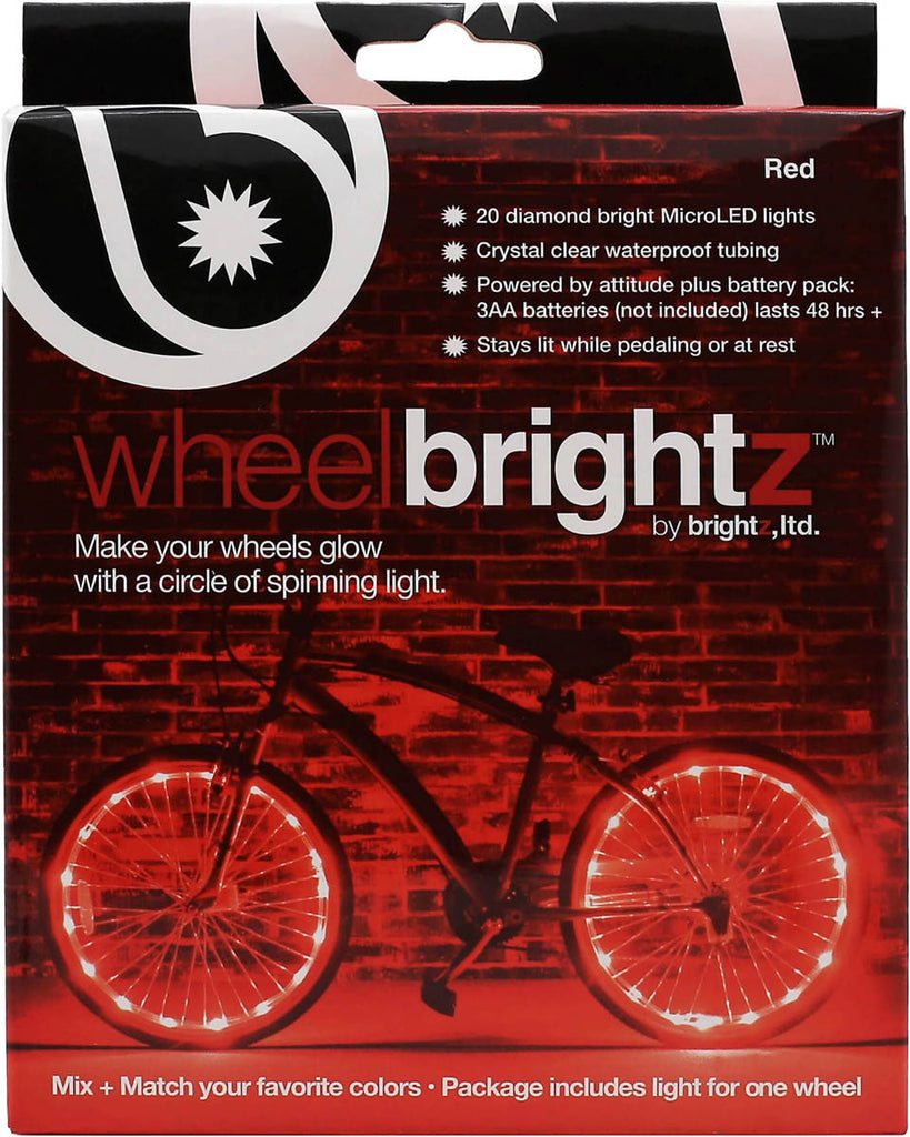 Wheel Brights Red