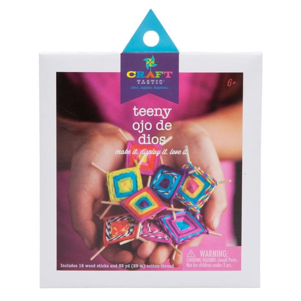 Ann Williams CT1633 Mini Ojo de Dios Craft Kit
