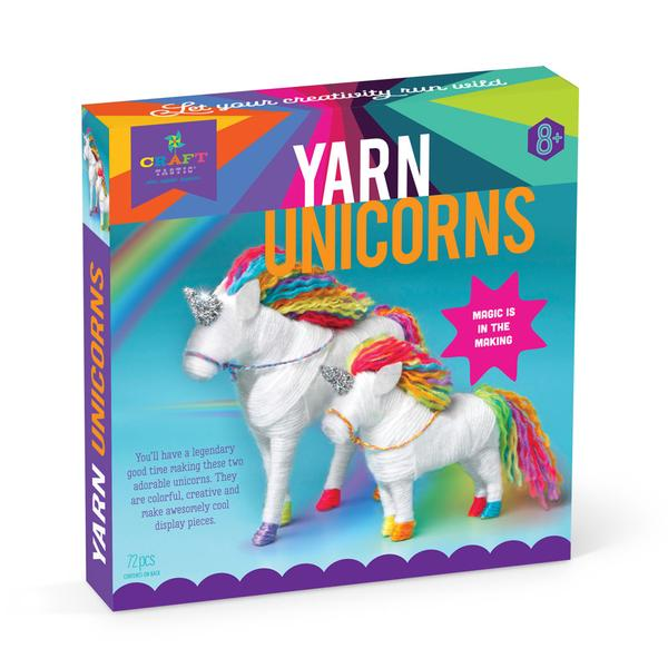 Ann Williams CT1773 Yarn Unicorns