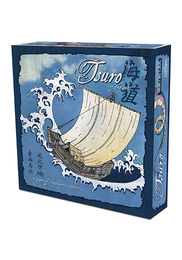 Tsuro of The Seas Veterans of The Seas Expansion