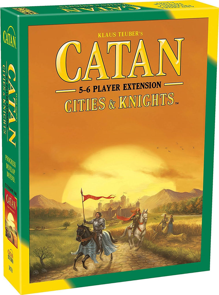 Settlers of Catan Cities Knights Extension