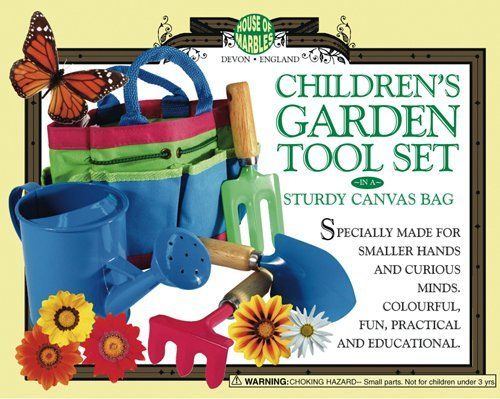 Childs Garden Tool Set