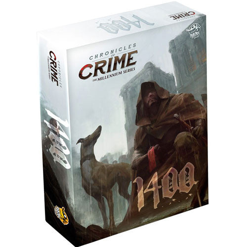 Chronicles of Crime: 1400 Game
