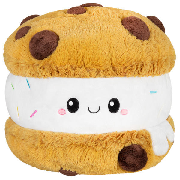 Squishable Cookie Ice Cream Sandwich Plush