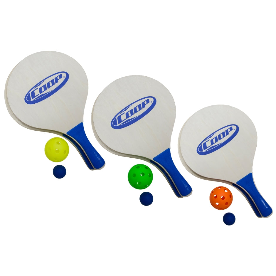 Coop Paddle and Pickle Ball Set