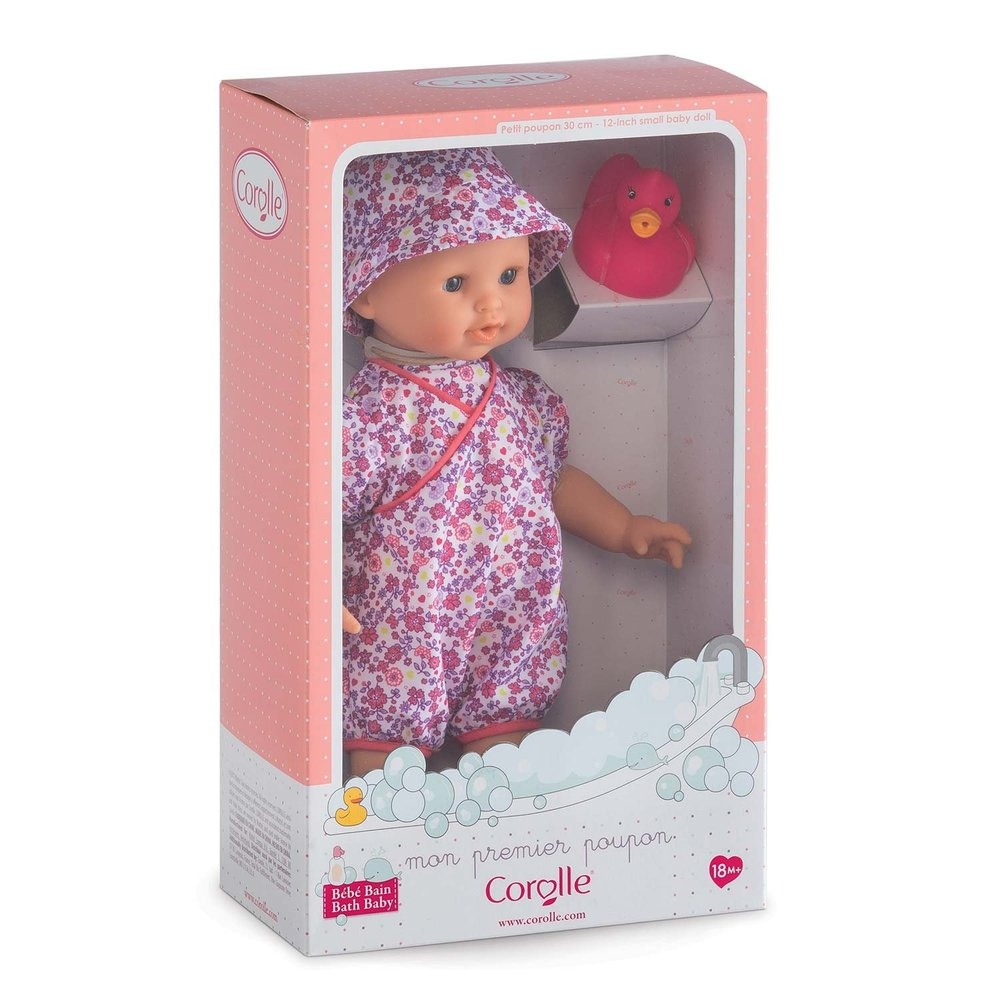 Corolle Bath Baby Floral Bloom