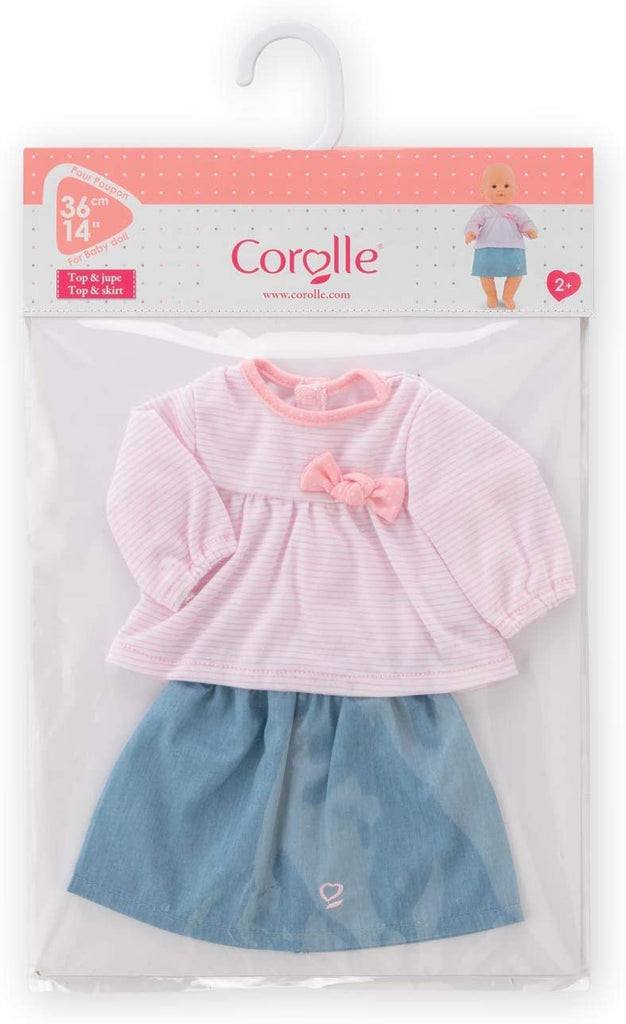 Corolle Top and Skirt Ensemble