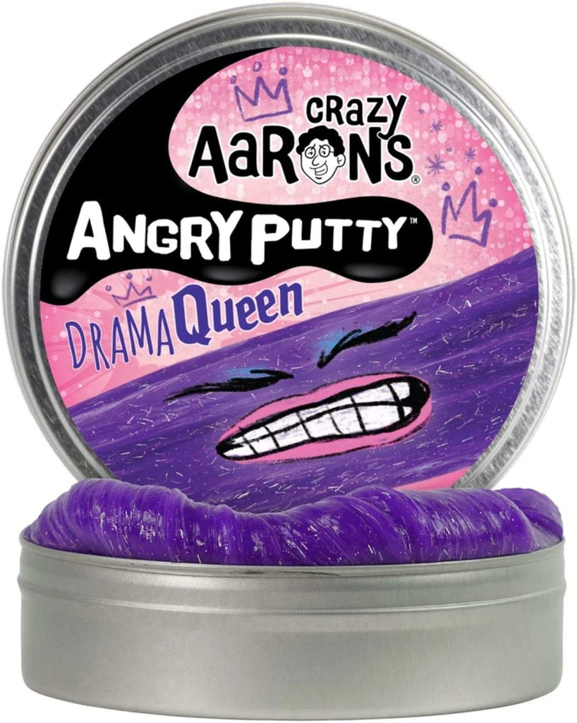 Crazy Aaron Drama Queen Angry Putty