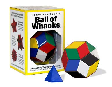 Ball of Whacks 6 Color