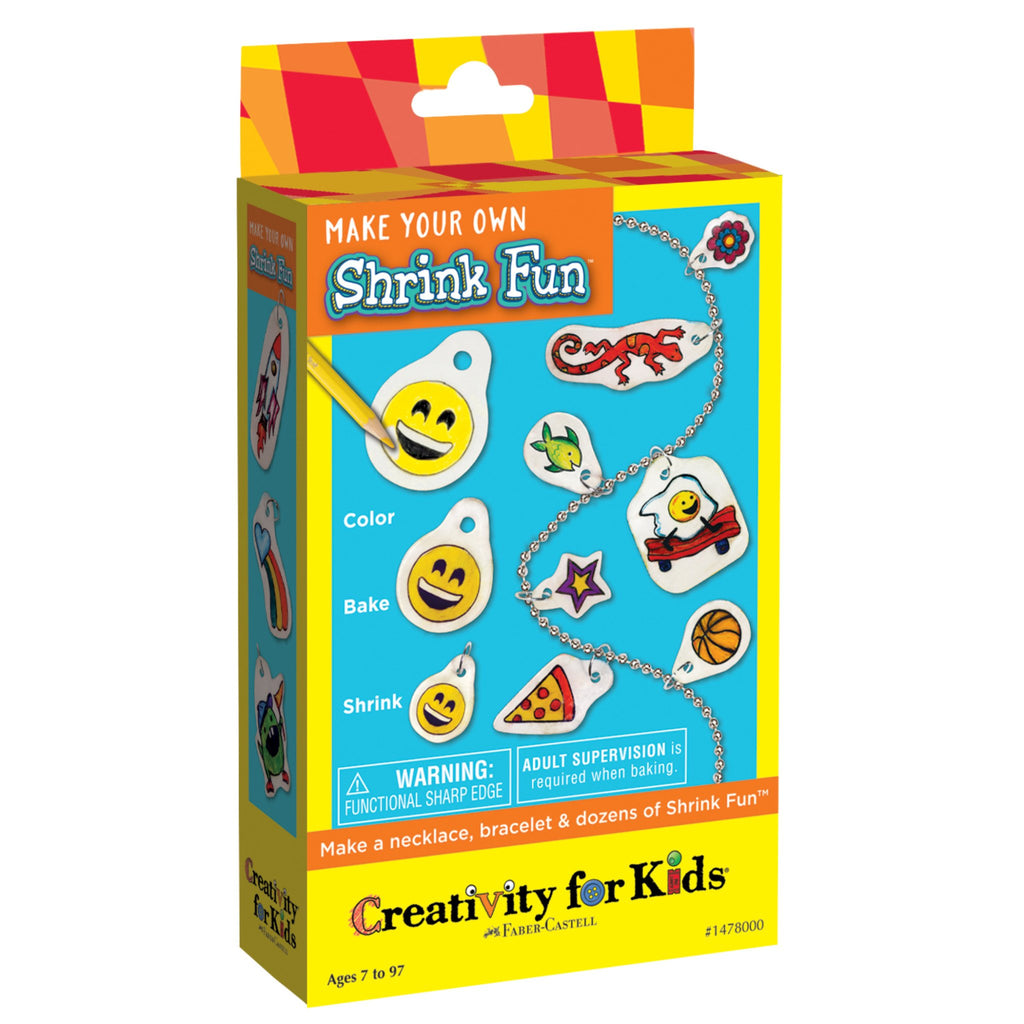 Make Your Own Shrink Fun Craft Kit