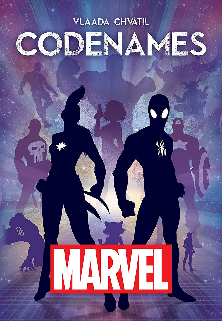 Marvel Codenames