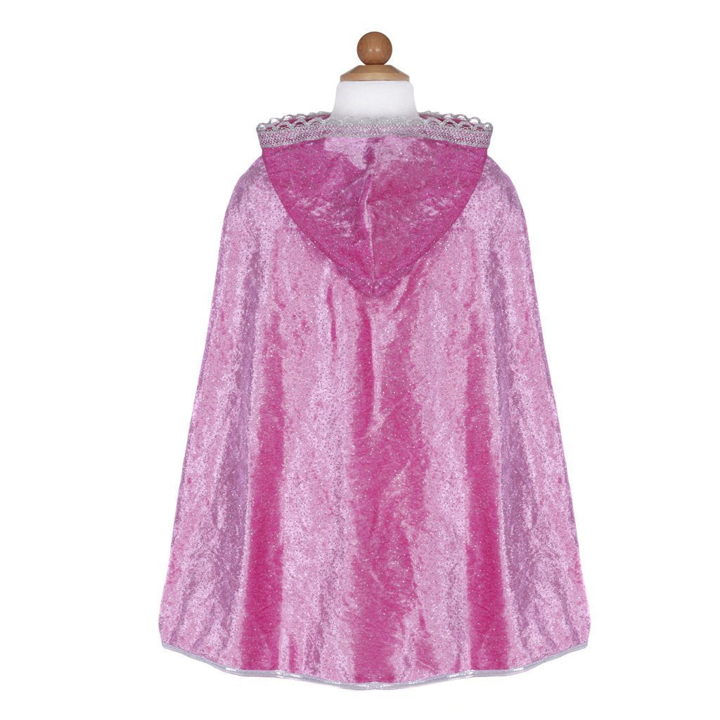 GP Diamond Sparkle Cape Dark Pink 5-6
