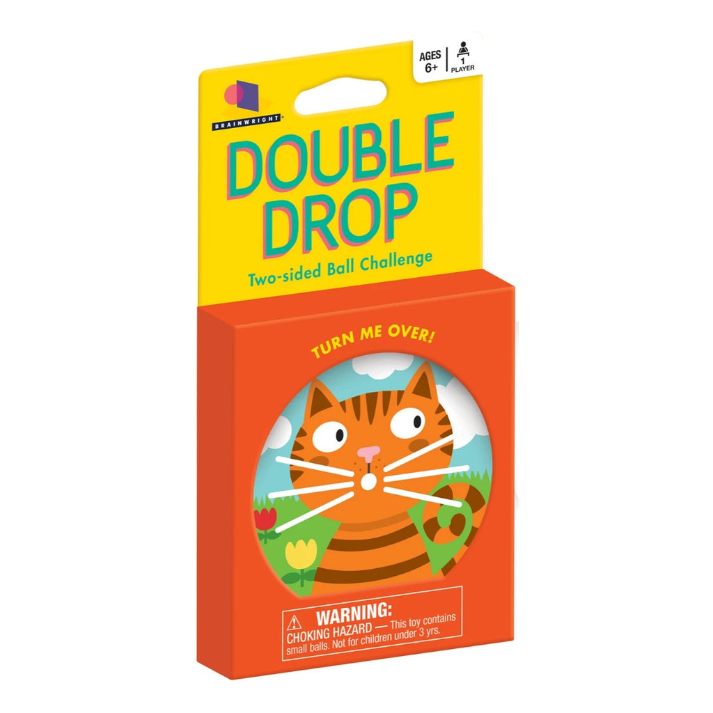 Double Drop Animal Puzzle