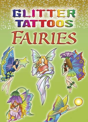 Glitter Tattoos Fairies