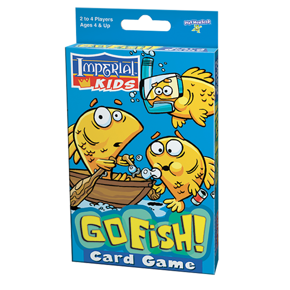 Go Fish Kids Card Game