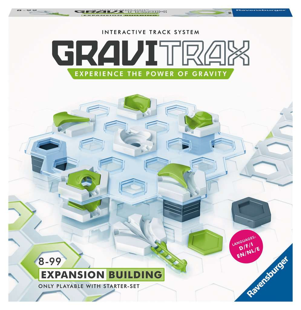 Gravitrax Building Expansion