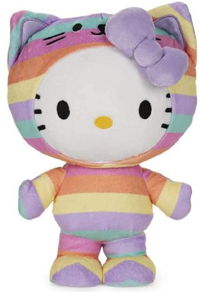 Gund Hello Kitty Rainbow