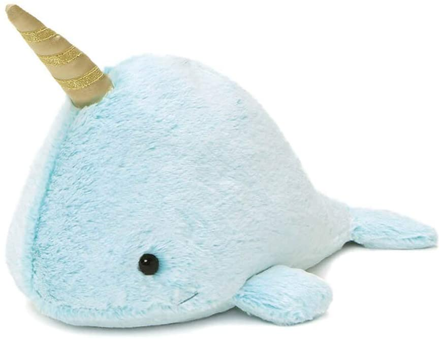 Gund Nori Narwhal Small Plush